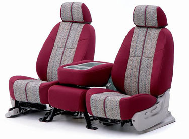 Custom Seat Covers Saddleblanket for 1995 Ford Mustang