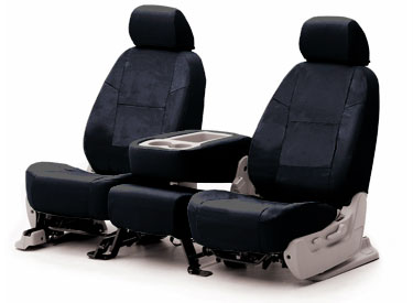 Custom Seat Covers Ballistic for 2012 Toyota Corolla Sedan