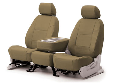 Custom Seat Covers Genuine Leather for 2007 Hyundai Santa Fe