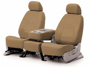 Custom Seat Covers Poly Cotton for 2010 Chrysler Town & Country