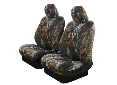 Custom Seat Covers Mossy Oak Neosupreme for 1985 Toyota Supra