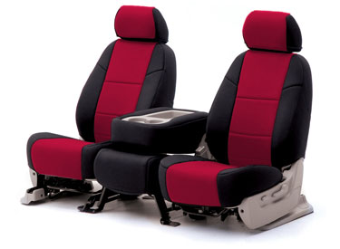 Custom Seat Covers Neoprene for 1993 Toyota Corolla Sedan