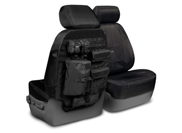 Custom Tactical Seat Covers for 2011 Ford Fiesta
