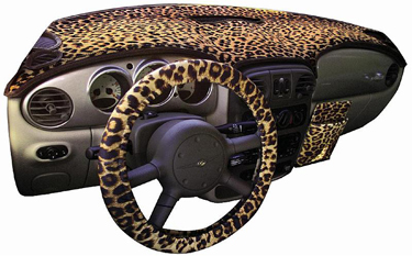 Custom Tailored Dashboard Covers Designer Velour for 2011 Toyota Prius
