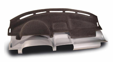 Custom Molded Carpet Dashboard Covers for 2011 Toyota Prius