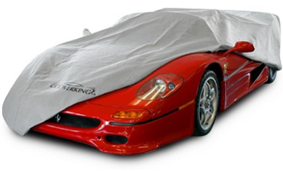 Custom Car Cover Mosom Plus for 1999 Jaguar XK Series