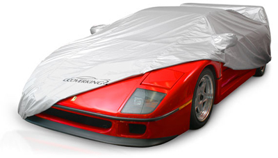 Custom Car Cover Silverguard for  Panoz