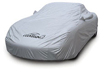 Custom Car Cover Silverguard Plus for 2011 Nissan Frontier King Cab, w/cab-high shell