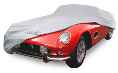 Custom Car Cover Triguard for  Panoz